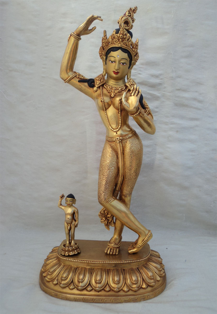 mother of the buddhas pdf