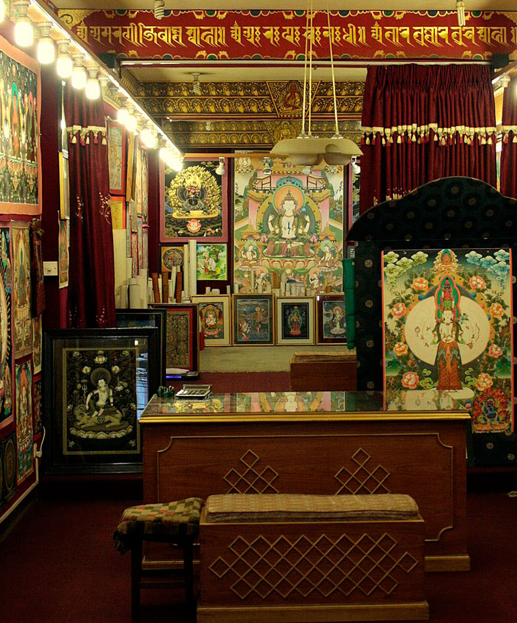 Thangka Shop