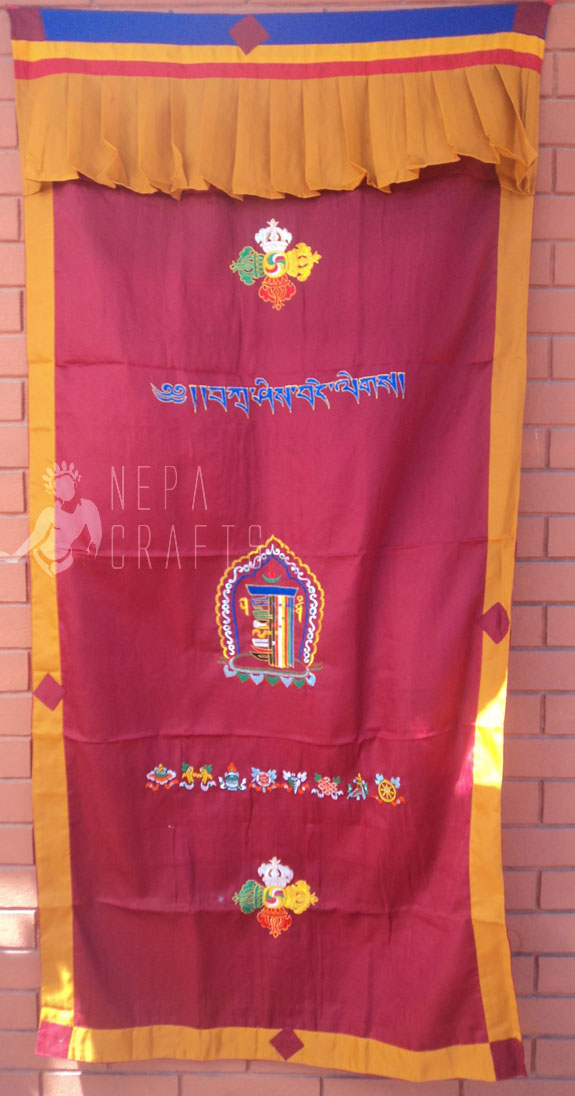 http://www.garudaexpress.com/NepaCrafts/images/Tibetian%20Door%20Curtain%20200311/DCK15.jpg